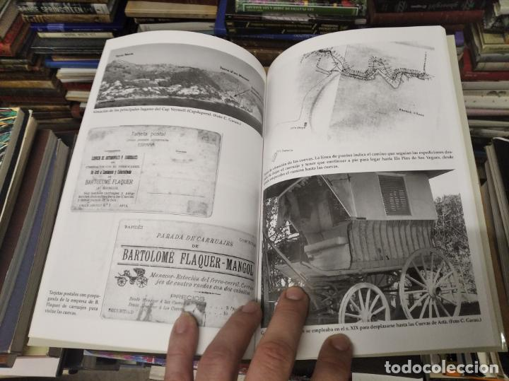 Libros de segunda mano: LAS CUEVAS DE ARTÀ . CLIMENT GARAU . EDICIONS DOCUMENTA BALEAR . 1ª EDICIÓN 2005 . MALLORCA - Foto 13 - 212153867
