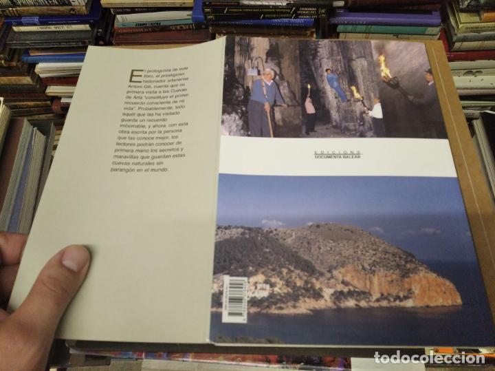 Libros de segunda mano: LAS CUEVAS DE ARTÀ . CLIMENT GARAU . EDICIONS DOCUMENTA BALEAR . 1ª EDICIÓN 2005 . MALLORCA - Foto 20 - 212153867