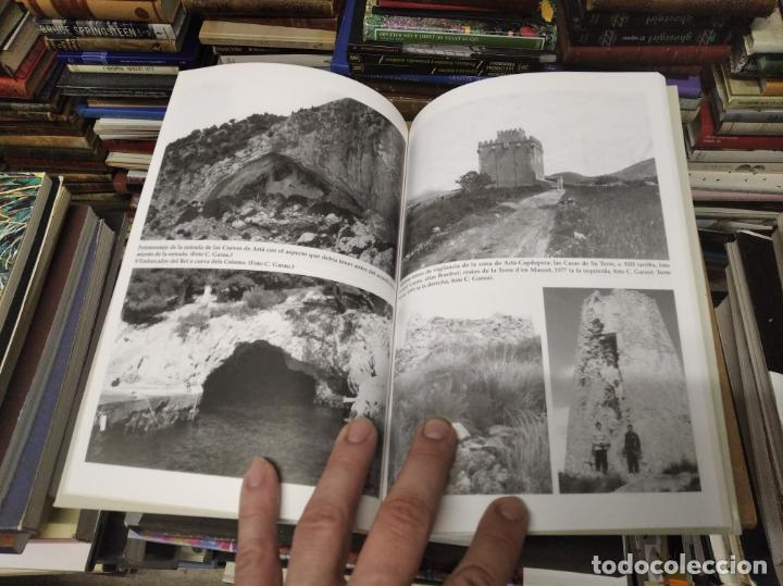 LAS CUEVAS DE ARTÀ . CLIMENT GARAU . EDICIONS DOCUMENTA BALEAR . 1ª EDICIÓN 2005 . MALLORCA (Libros de Segunda Mano - Ciencias, Manuales y Oficios - Paleontología y Geología)