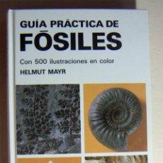 Libros de segunda mano: GUIA PRACTICA DE FÓSILES, DE HELMUT MAYR. OMEGA. Lote 212396945