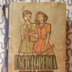 Libros de segunda mano de Ciencias: ENCICLOPEDIA CICLICO PEDAGOGICA. Lote 212410595