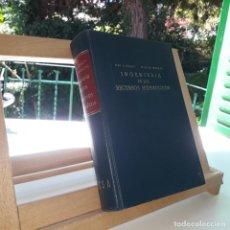 Libri di seconda mano: INGIENERÍA DE LOS RECURSOS HIDRAÚLICOS / RAY E- LINSEY - JOSEPH B. FRANZINI / 1967. Lote 212689483