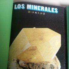 Libros de segunda mano: LOS MINERALES DE LA A A LA Z - COLECCION ENCUADERNADA EN 3 TOMOS. Lote 212739190