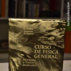 Libros de segunda mano de Ciencias: CURSO DE FÍSICA GENERAL- VV.AA- ED. MIR MOSCÚ. Lote 214227878