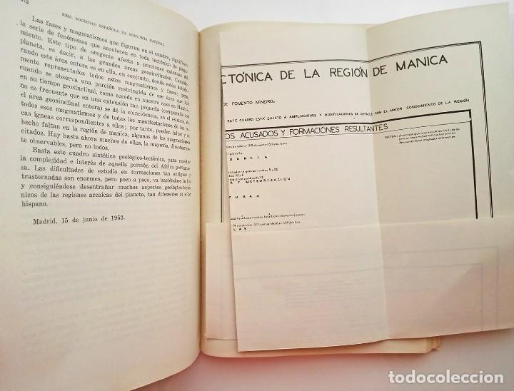 Libros de segunda mano: 1954 Boletín Extraordinario Historia Natural Real Sociedad Española - Eduardo Hernández Pacheco - Foto 10 - 49264461
