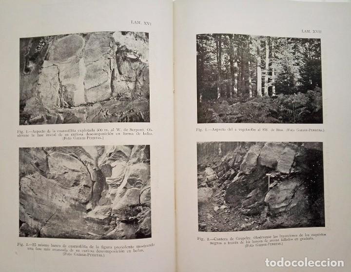 Libros de segunda mano: 1954 Boletín Extraordinario Historia Natural Real Sociedad Española - Eduardo Hernández Pacheco - Foto 11 - 49264461