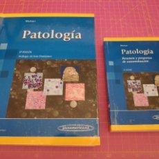 Libros de segunda mano de Ciencias: PATOLOGÍA - MOHAN + RESUMEN - EDT. MÉDICA PANAMERICANA. Lote 215547576