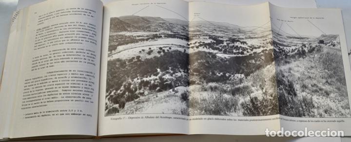 Libros de segunda mano: Mª Jesús Ibañez. El Piedemonte Ibérico Bajoaragonés. Estudio Geomorfológico y Mapas (2 Tomos), 1976 - Foto 11 - 215947432