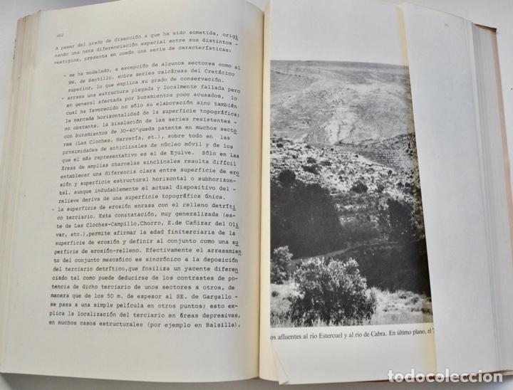 Libros de segunda mano: Mª Jesús Ibañez. El Piedemonte Ibérico Bajoaragonés. Estudio Geomorfológico y Mapas (2 Tomos), 1976 - Foto 15 - 215947432