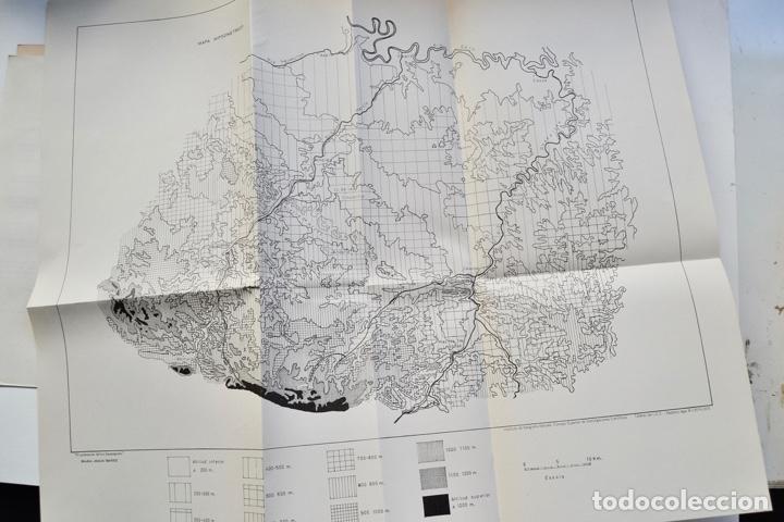 Libros de segunda mano: Mª Jesús Ibañez. El Piedemonte Ibérico Bajoaragonés. Estudio Geomorfológico y Mapas (2 Tomos), 1976 - Foto 25 - 215947432