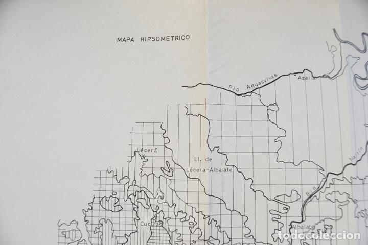 Libros de segunda mano: Mª Jesús Ibañez. El Piedemonte Ibérico Bajoaragonés. Estudio Geomorfológico y Mapas (2 Tomos), 1976 - Foto 26 - 215947432