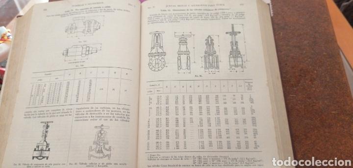 Libros de segunda mano de Ciencias: JONH H. PERRY MANUAL DEL INGENIERO QUÍMICO AÑO 1958 - Foto 5 - 216459256