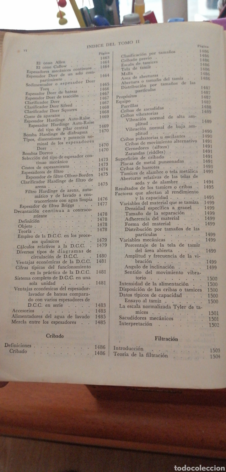 Libros de segunda mano de Ciencias: JONH H. PERRY MANUAL DEL INGENIERO QUÍMICO AÑO 1958 - Foto 13 - 216459256