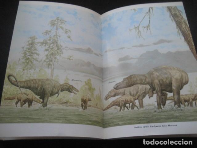 Libros de segunda mano: EL ENIGMA DE LOS DINOSAURIOS. FOSILES, PALEONTOLOGIA - Foto 9 - 216725662