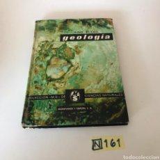 Libros de segunda mano: GEOLOGÍA. Lote 217241611