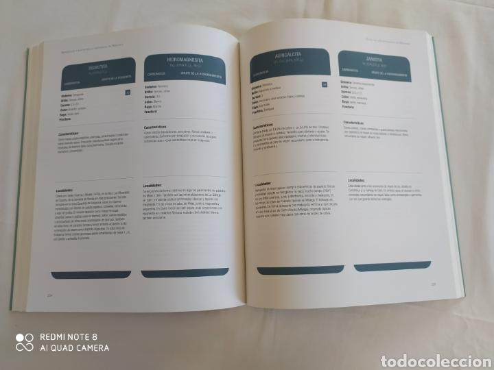 Libros de segunda mano: MINERALES Y ROCAS DE LA PROVINCIA DE MÁLAGA. JUAN CARLOS ROMERO SILVA. - Foto 8 - 217514845