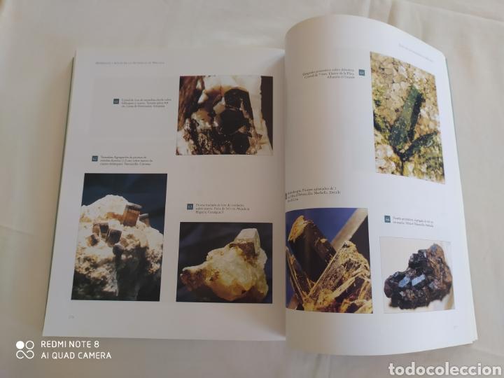 Libros de segunda mano: MINERALES Y ROCAS DE LA PROVINCIA DE MÁLAGA. JUAN CARLOS ROMERO SILVA. - Foto 9 - 217514845