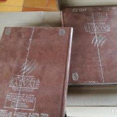 Libros de segunda mano: NATURALEZA SALVAJE VIDA ANIMAL TOMOS V Y VI NUEVOS PRECINTADOS - ABANTERA Z600. Lote 217565775
