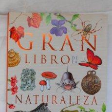 Libros de segunda mano: GRAN LIBRO DE LA NATURALEZA - TODOLIBRO - 2009. Lote 217592108