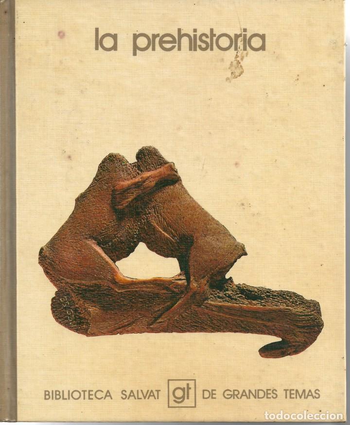 LA PREHISTORIA. PEDIDO MÍNIMO EN LIBROS: 4 TÍTULOS (Libros de Segunda Mano - Ciencias, Manuales y Oficios - Paleontología y Geología)