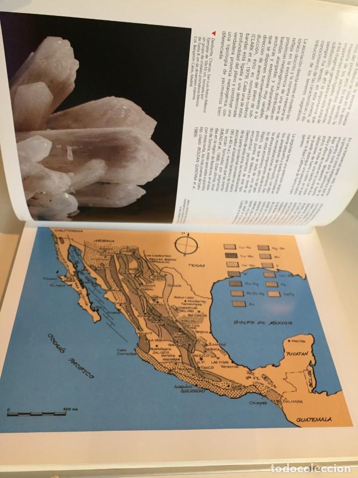 Libros de segunda mano: MINAS Y MINERALES DE IBEROAMERICA. INSTITUTO TECNOLÓGICO GEOMINERO DE ESPAÑA. MICYT. B. CALVO. - Foto 10 - 217988931