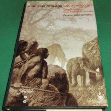 Libros de segunda mano: LOS ABORÍGENES. LA ALIMENTACIÓN EN LA EVOLUCIÓN HUMANA (MUY BUEN ESTADO). Lote 218167795