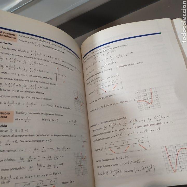Libros de segunda mano de Ciencias: MATEMATICAS II- BACHILLERATO LOGSE 2, . COLERA Y OTROS. ED, ANAYA 1997. 420 PAGINAS. - Foto 15 - 218549426