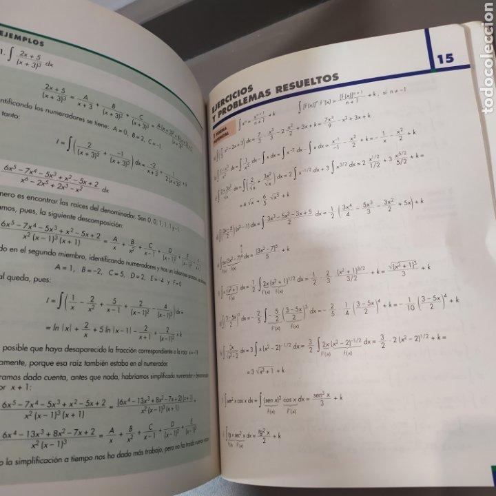 Libros de segunda mano de Ciencias: MATEMATICAS II- BACHILLERATO LOGSE 2, . COLERA Y OTROS. ED, ANAYA 1997. 420 PAGINAS. - Foto 16 - 218549426
