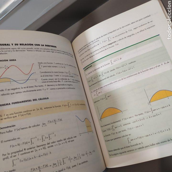Libros de segunda mano de Ciencias: MATEMATICAS II- BACHILLERATO LOGSE 2, . COLERA Y OTROS. ED, ANAYA 1997. 420 PAGINAS. - Foto 18 - 218549426