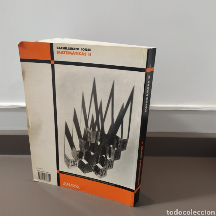 Libros de segunda mano de Ciencias: MATEMATICAS II- BACHILLERATO LOGSE 2, . COLERA Y OTROS. ED, ANAYA 1997. 420 PAGINAS. - Foto 23 - 218549426