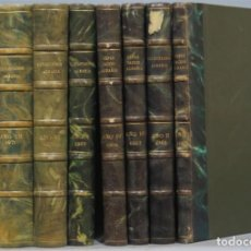 Libros de segunda mano: EXPLOTACION AGRARIA. REVISTA AGRICOLA FORESTAL Y GANADERA. 8 AÑOS. 1965-1972. Lote 218632670