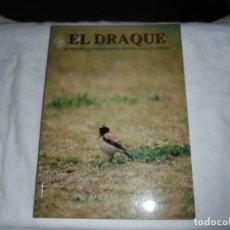 Libros de segunda mano: EL DRAQUE VOLUMEN 5(2004).-REVISTA DE LA COORDINADORA ORNITOLOGICA DE ASTURIAS. Lote 218635968
