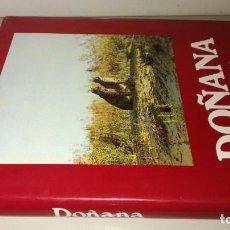 Libros de segunda mano: DOÑANA - JUAN ANTONIO FERNANDEZ - EDITORIAL EL OLIVO Z303. Lote 218636053