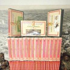 Libros de segunda mano: TREMENDA COLECCIÓN SOBRE LA FAUNA IBÉRICA POR FELIZ RODRÍGUEZ DE LA FUENTE. 31 TOMOS + 17 PELÍCULAS.. Lote 218804287