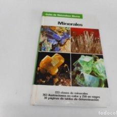 Libros de segunda mano: OLAF MEDENBACH, CORNELIA SUSSIECK-FORNEFELD MINERALES Q2921T. Lote 259316250