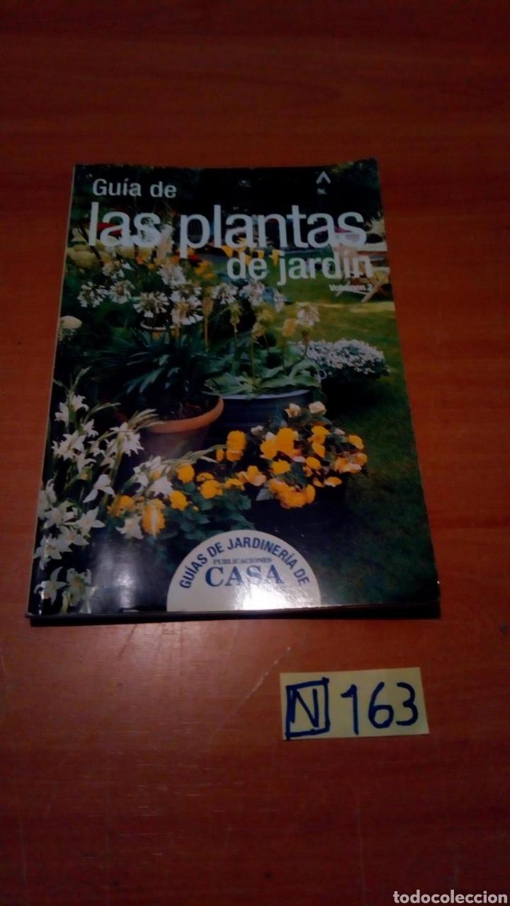 GUÍA DE LAS PLANTAS DE JARDÍN (Libros de Segunda Mano - Ciencias, Manuales y Oficios - Biología y Botánica)