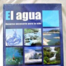 Libros de segunda mano: LIBRO EL AGUA, RECURSO NECESARIO PARA LA VIDA, AUPPER , NUEVO Y PRESINTADO. Lote 218985512