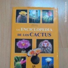 Livres d'occasion: LA ENCICLOPEDIA DE LOS CACTUS - LIBOR KUNTE/RUDOLF SUBIK- LIBSA - TAPA DURA. Lote 219082051