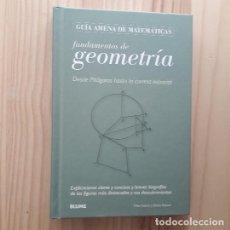 Livros em segunda mão: FUNDAMENTOS DE GEOMETRIA: DESDE PITAGORAS HASTA LA CARRERA ESPACIAL - MIKE HASKEW. Lote 219292280
