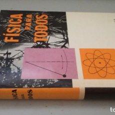 Libros de segunda mano de Ciencias: FISICA PARA TODOS - WERNER BRAUNBEX - LABOR Z303. Lote 219534948