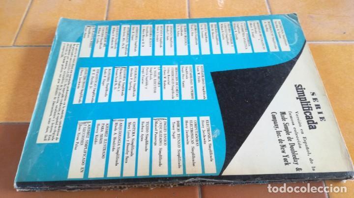 Libros de segunda mano: ANTROPOLOGIA SIMPLIFICADA - JOHN LEWIS - CIA GENERAL EDICIONES MEXICO X 102 - Foto 2 - 219890151
