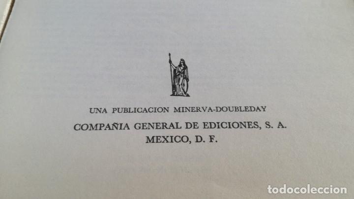 Libros de segunda mano: ANTROPOLOGIA SIMPLIFICADA - JOHN LEWIS - CIA GENERAL EDICIONES MEXICO X 102 - Foto 5 - 219890151