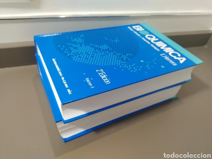 Libros de segunda mano de Ciencias: BIOQUÍMICA, BIOLOGÍA MOLECULAR Y BIOQUÍMICA FISIOLÓGICA. 2 VOLÚMENES. EMILIO HERRERA - McGRAW-HILL - Foto 28 - 220124780