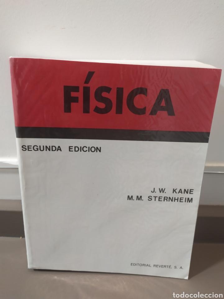 FÍSICA / JOSEPH W. KANE - MORTON M. STERNHEIM / EDITORIAL REVERTE, 1998 ( SEGUNDA EDICIÓN) (Libros de Segunda Mano - Ciencias, Manuales y Oficios - Física, Química y Matemáticas)