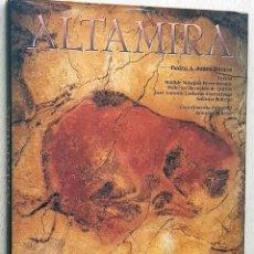 Libros de segunda mano: ALTAMIRA - SAURA RAMOS, PEDRO A (FOTOGR.) / V.V.A.A. (TEXTOS). Lote 221115631