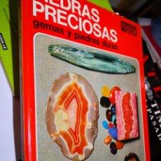 Libros de segunda mano: PIEDRAS PRECIOSAS GEMAS Y PIEDRAS DURAS DOCUMENTAL EN COLOR. Lote 221249462