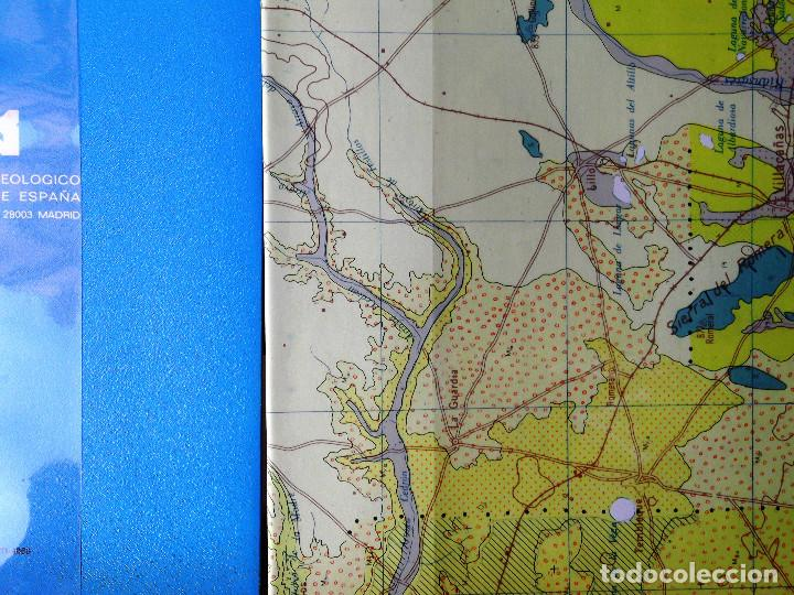 Libros de segunda mano: Mapa Geológico de España. Toledo. Varios. Inst. Geológ. y Minero de España 1986 Estado: Como nuevo 2 - Foto 2 - 221479097