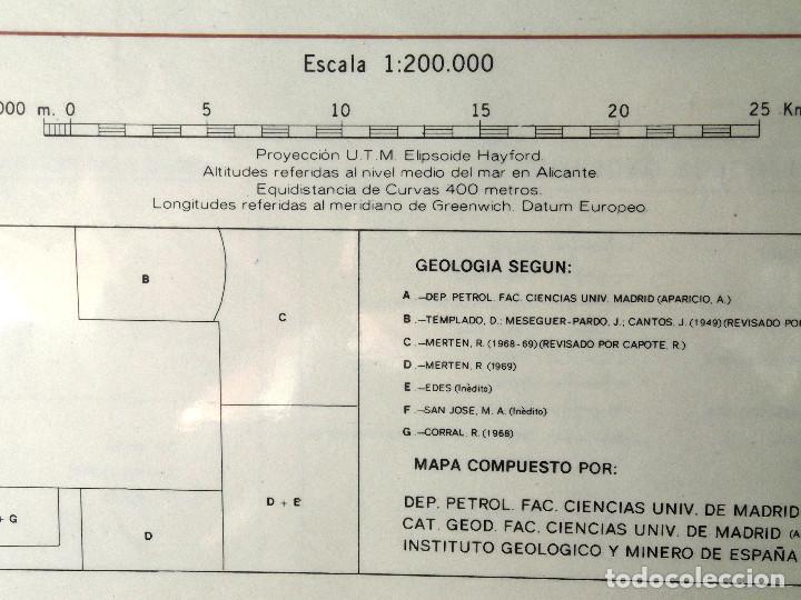 Libros de segunda mano: Mapa Geológico de España. Toledo. Varios. Inst. Geológ. y Minero de España 1986 Estado: Como nuevo 2 - Foto 3 - 221479097