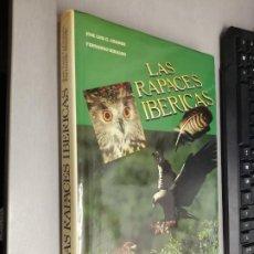 Libros de segunda mano: LAS RAPACES IBÉRICAS / JOSÉ LUUIS G. GRANDE - FERNANDO HIRALDO / CENTRO FOTOGRAFÍA 1ª EDICIÓN 1987. Lote 221665552