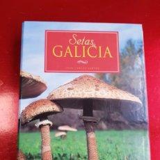 Libros de segunda mano: ARCHIVADOR-SETAS DE GALICIA-172 PÁGINA-NUEVO-VER FOTOS. Lote 221720423